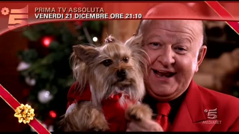 Programmi tv stasera, oggi 21 dicembre 2012: Natale a 4 zampe, Superquark e Crozza