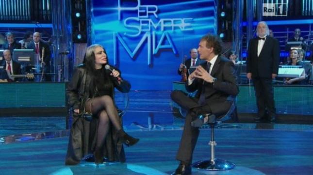 Ascolti tv sabato 22 dicembre 2012: vince lo speciale di Rai Uno su Mia Martini