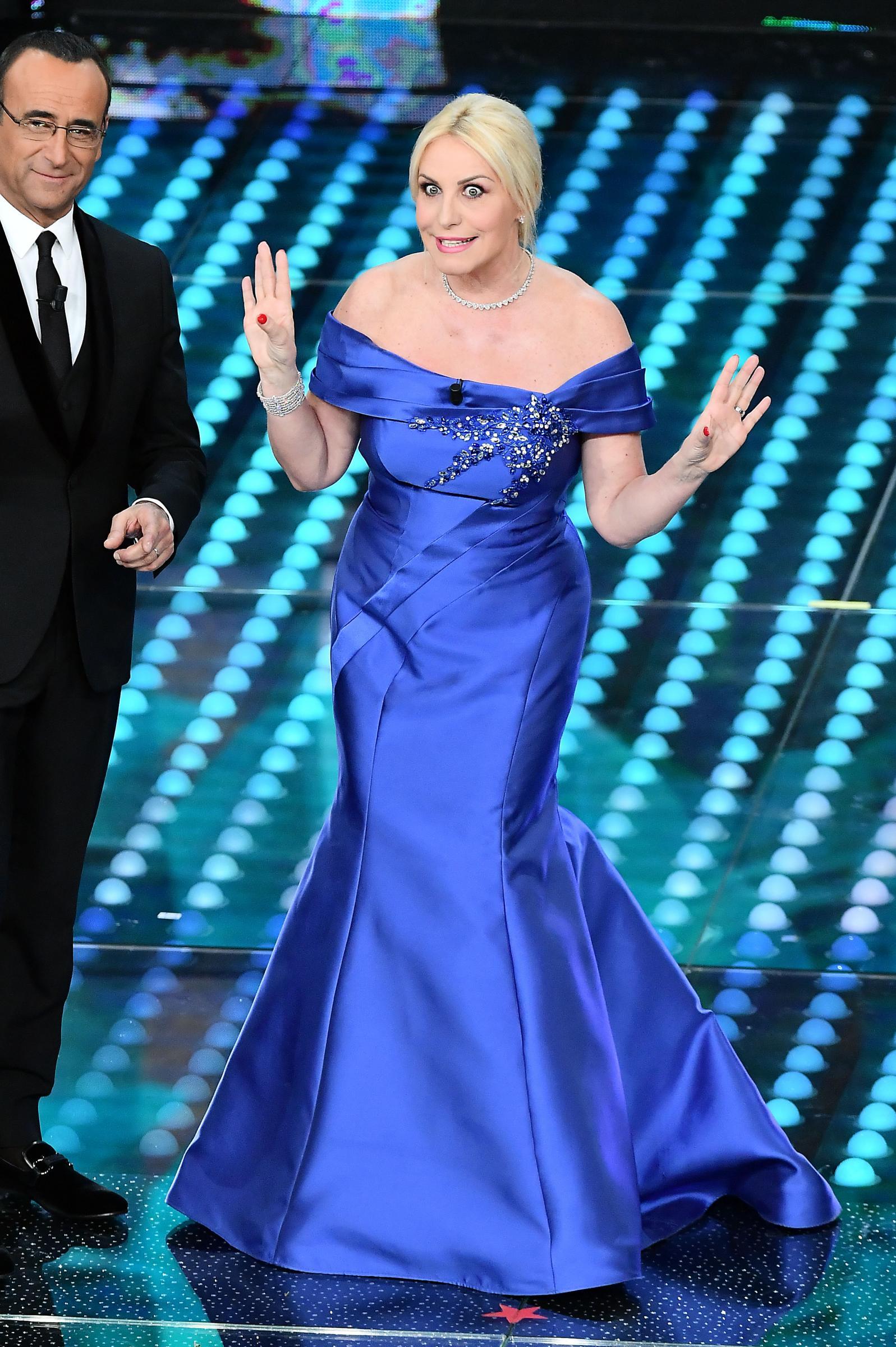 Miss Italia 2013: Antonella Clerici conduttrice del celebre concorso di bellezza