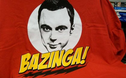 The Big Bang Theory: il 'Bazinga' di Sheldon dà il nome a una nuova ape