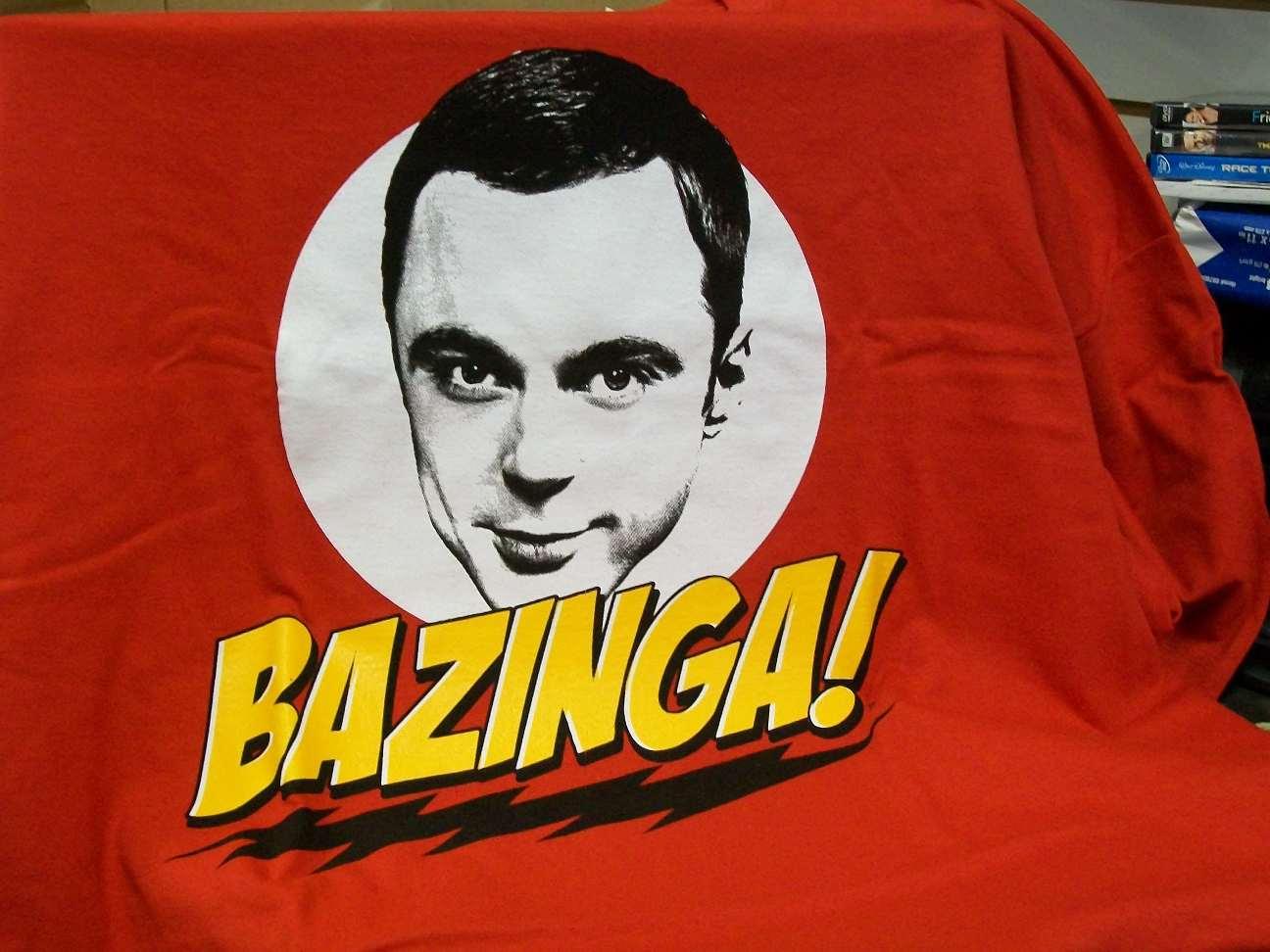 The Big Bang Theory: il 'Bazinga' di Sheldon dà il nome a una nuova ape