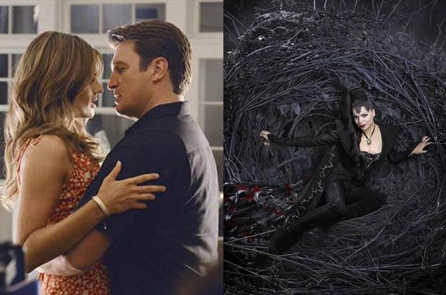 Serie tv 2013: i ritorni di Castle 5 e Once Upon a Time 2 [SPOILER]