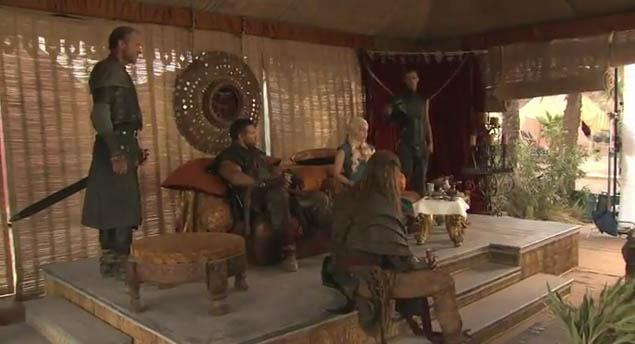 Game of Thrones 3: interviste al cast e teaser trailer della terza stagione