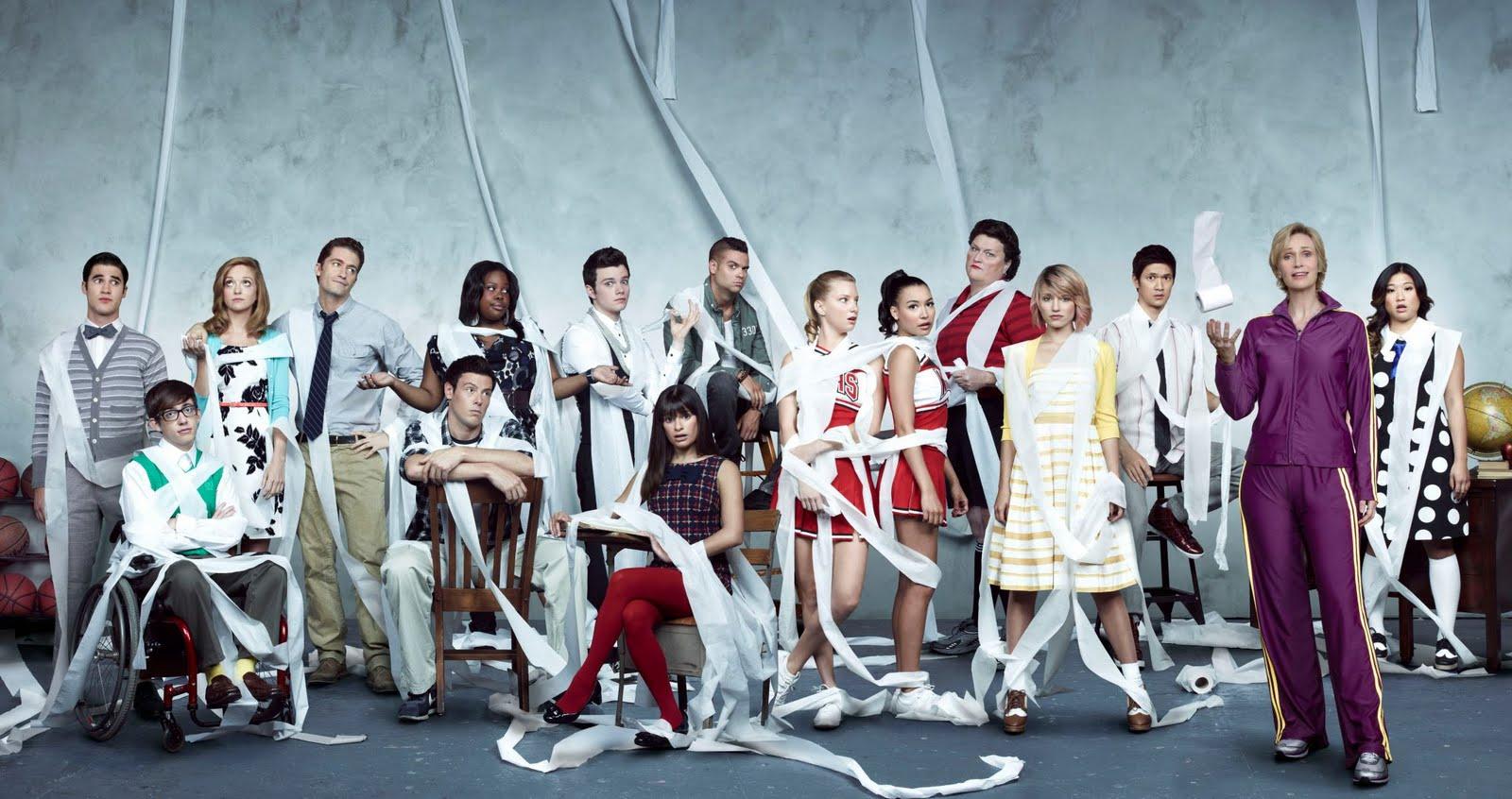 Glee 4: diplomi, matrimoni e arresti all'orizzonte? [SPOILER]