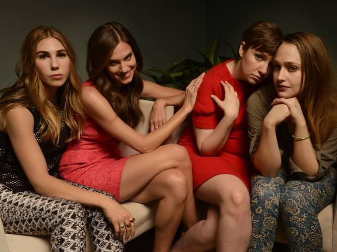 Girls: la serie tv della HBO rinnovata per una terza stagione