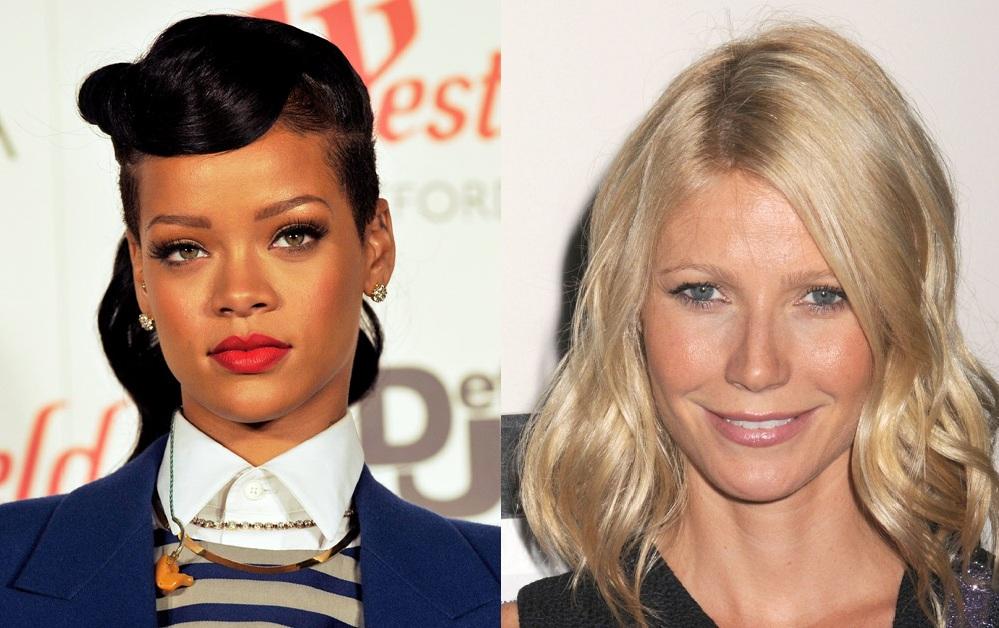 Rihanna e Gwyneth Paltrow ospiti stranieri Sanremo 2013