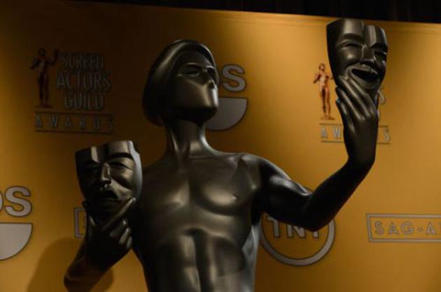 SAG Awards 2013: vincono Tina Fey, Alec Baldwin, Claire Danes e Downton Abbey