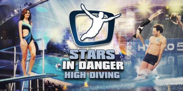 Stasera mi tuffo: su Canale 5 il nuovo reality show riservato alle celebrità