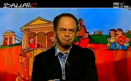 Crozza a Ballarò: Berlusconi fascista? No, è solo invidioso di Mussolini [VIDEO]