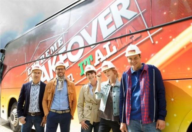 Ascolti tv mercoledì 23 gennaio 2013: buon debutto per Extreme Makeover Home Edition