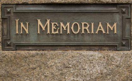 Personaggi dei telefilm morti nel 2012: tutti i lutti delle serie tv