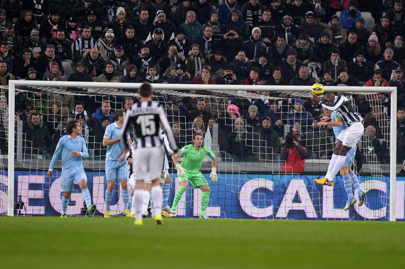 Ascolti tv martedì 22 gennaio 2013: vince Juve-Lazio e Ballarò batte Canale 5