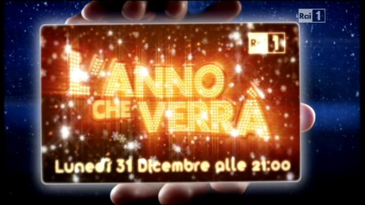 Ascolti tv lunedì 31 dicembre 2012: L'anno che verrà doppia Capodanno Cinque