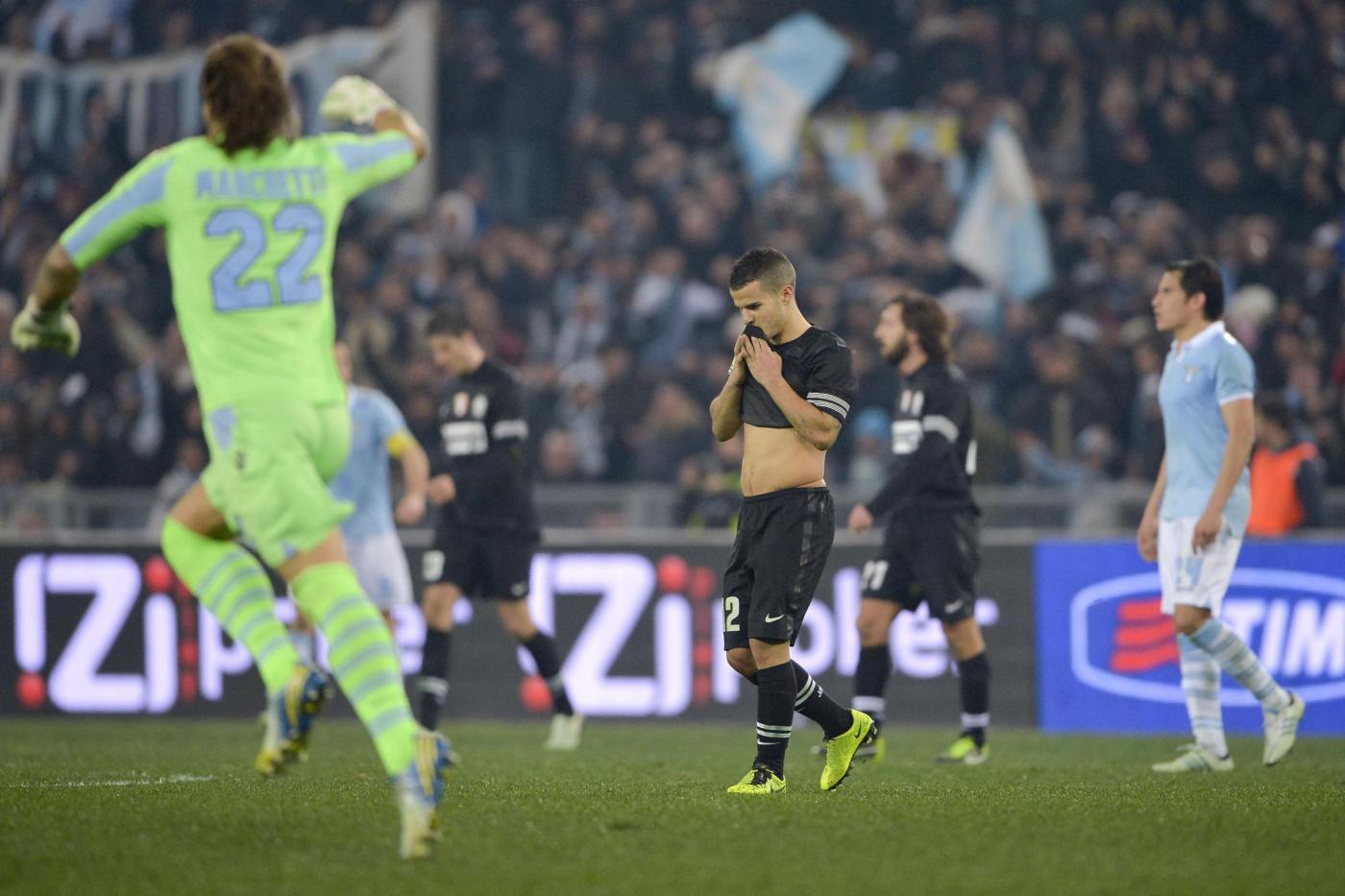 Ascolti tv martedì 29 gennaio 2013: Lazio-Juve sopra gli 8 mln e il 26%