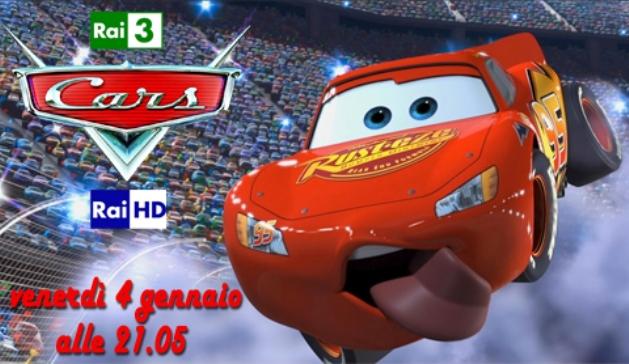 Programmi tv stasera, oggi 4 gennaio 2013: Superquark, 4 padri single, Recital, Cars