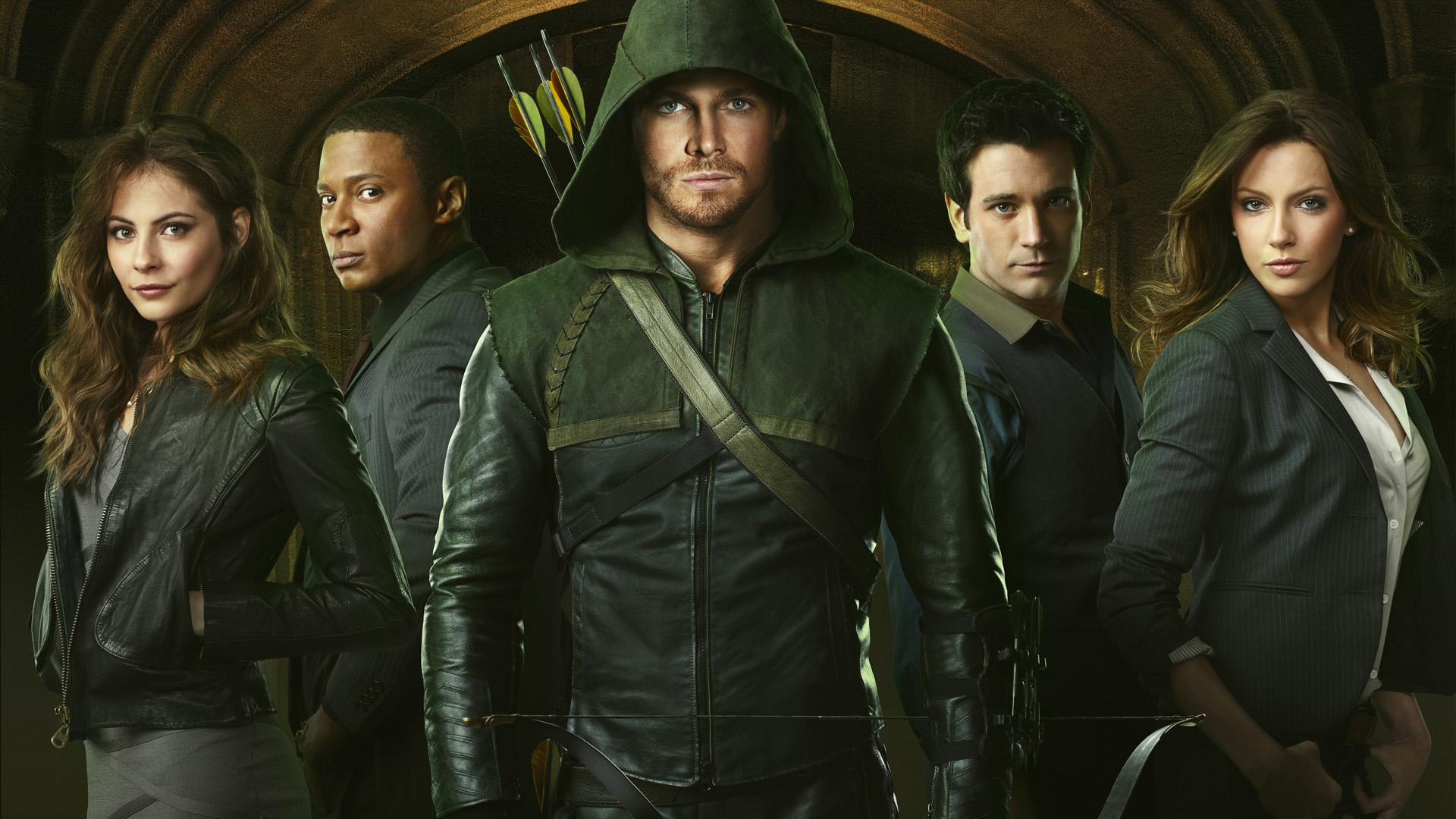 Arrow su Italia 1: la serie tv debutta in chiaro in prima visione. Il rischio ripagherà?