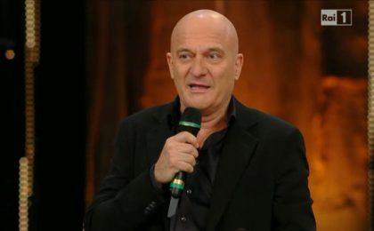 Sanremo 2013: Claudio Bisio e il monologo sugli 'elettori impresentabili'