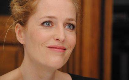 Serie tv: Gillian Anderson in un pilot thriller della NBC