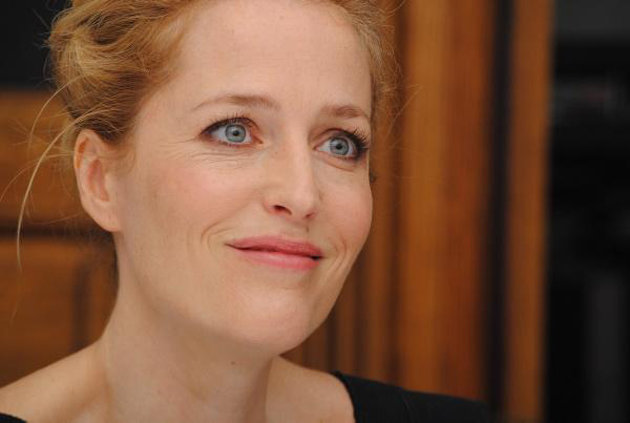 Serie tv: Gillian Anderson in un pilot thriller della NBC