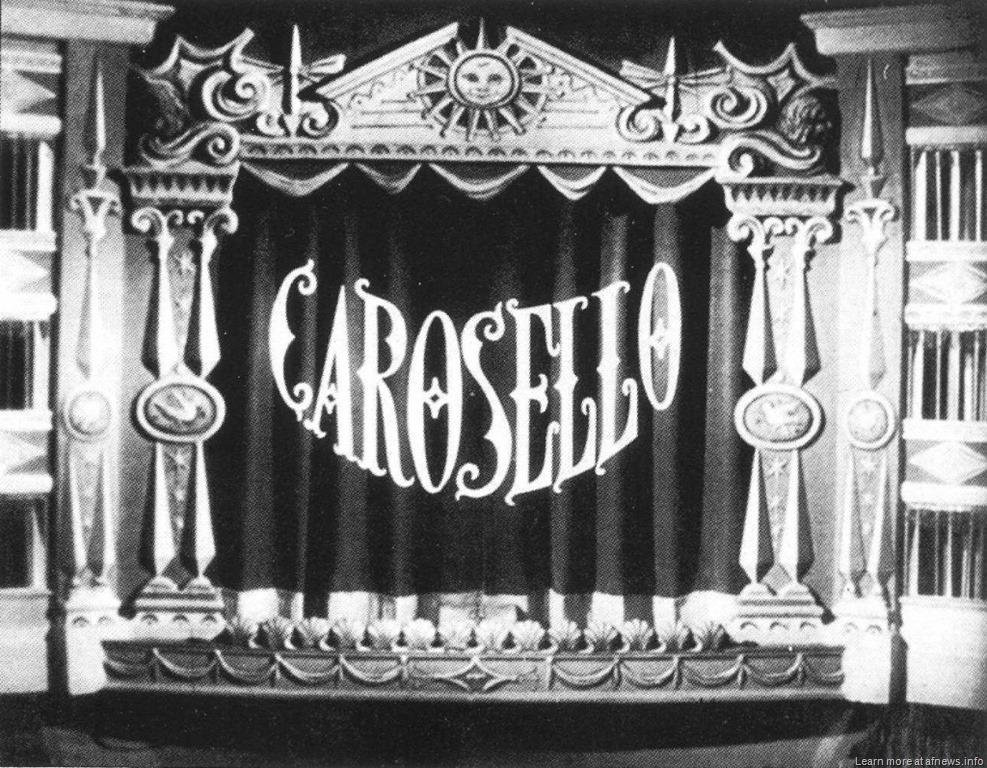 Carosello e l'intervallo tornano in TV: da fine marzo in onda su Rai 1