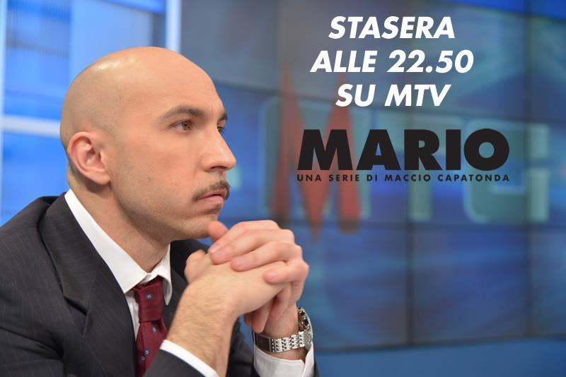 Mario: una serie di Maccio Capatonda, su Mtv il nuovo show che prende in giro i TG