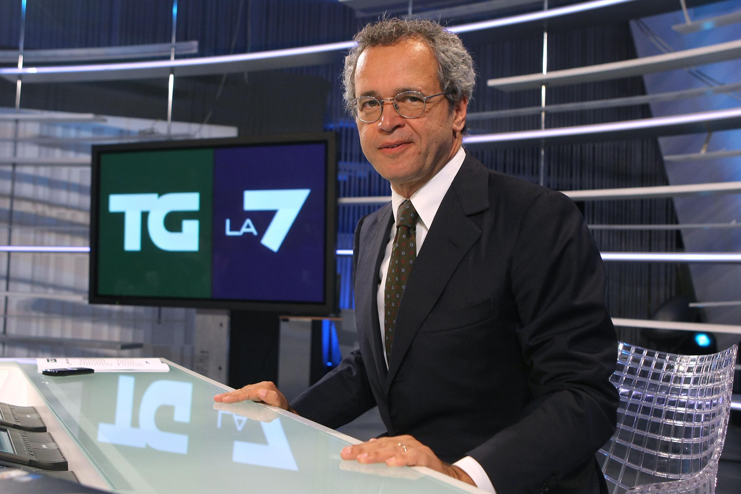 Sformat di Mariano Sabatini – Al TgLa7 il mancato incontro di Berlusconi e Monti diventa Mezzogiorno di fuoco