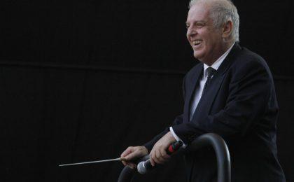 Sanremo 2013: Daniel Barenboim assente al suo posto la pianista Leonora Armellini