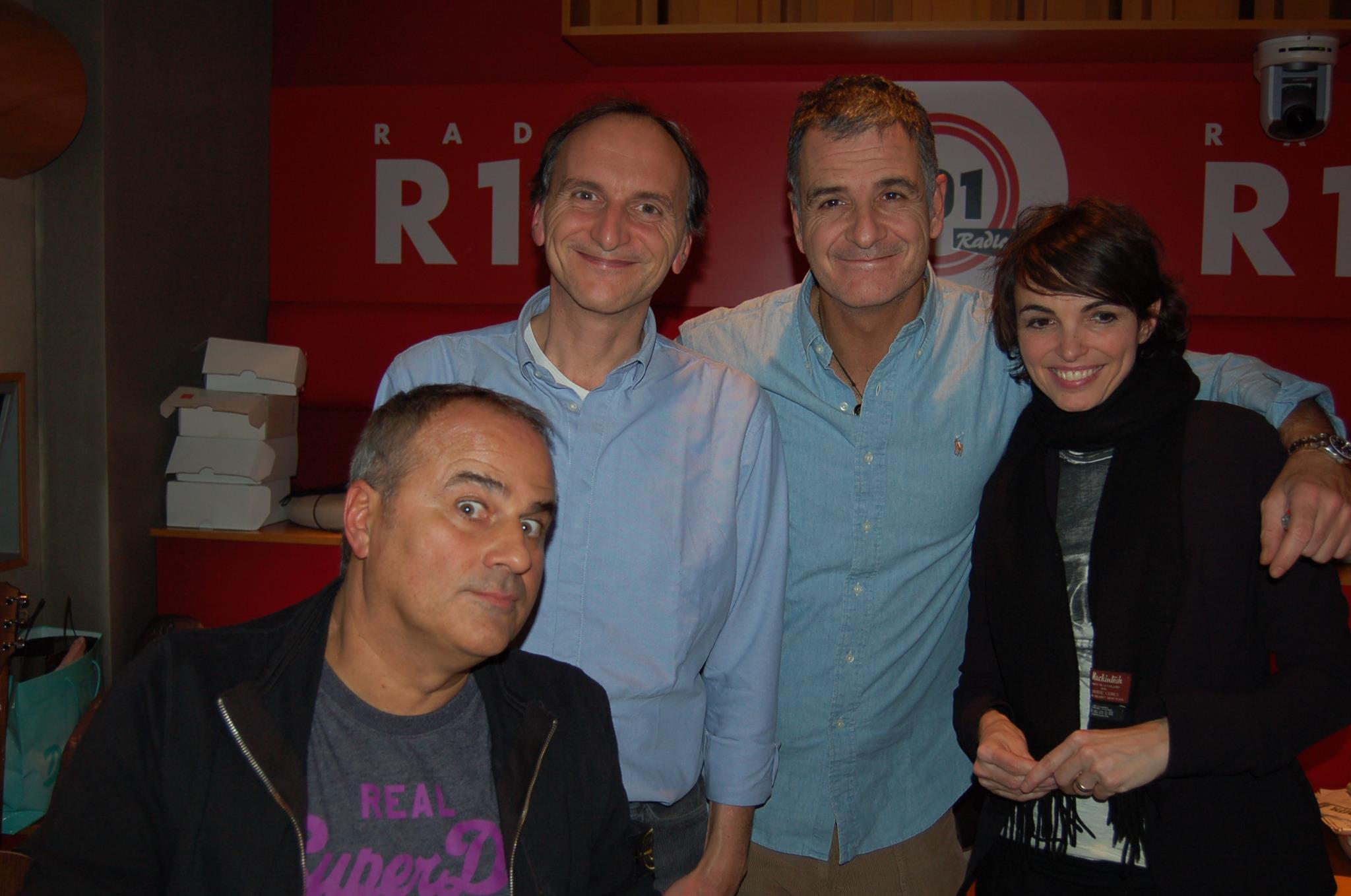 Sanremo 2013: le migliori battute della Gialappa's Band alla radio