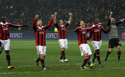Ascolti tv mercoledì 20 febbraio 2013: Milan-Barcellona supera il 25%