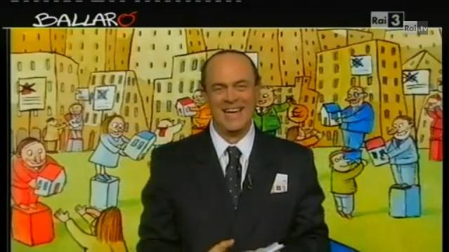 Crozza a Ballarò parodia Silvio Berlusconi [VIDEO]