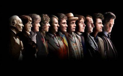 Doctor Who: l'episodio speciale per il 50esimo anniversario riunisce tutti gli 11 dottori