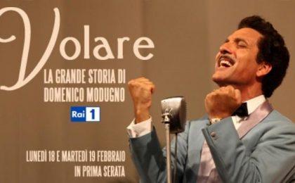 Volare: Beppe Fiorello è Domenico Modugno nella nuova fiction di Rai Uno