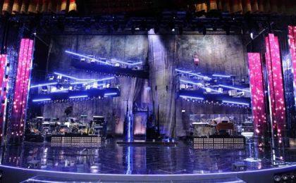 Sanremo 2013: scenografia al femminile per la prima volta in assoluto