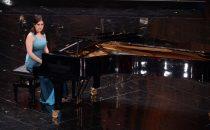 Chi è Leonora Armellini, la pianista di Bravo Bravissimo a Sanremo 2013