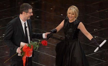 Festival di Sanremo 2014, i conduttori Fabio Fazio e Luciana Littizzetto: sapevate che…?