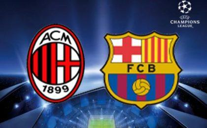 Programmi tv stasera, oggi 20 febbraio 2013: Milan-Barcellona, Ricatto d'amore