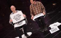Stefano e Federico, coppia gay di Sanremo 2013