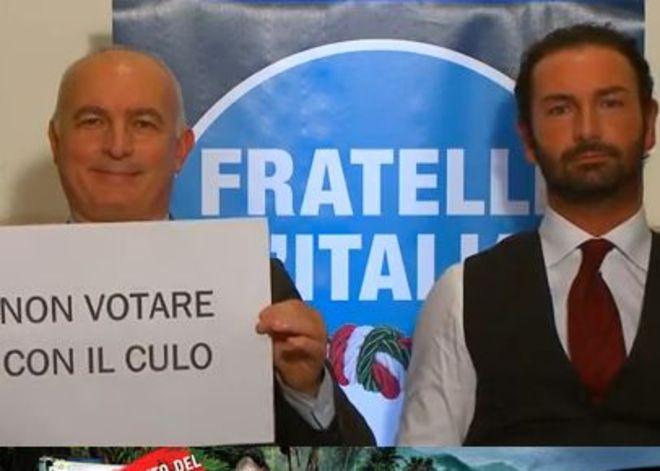 Sformat di Mariano Sabatini – Che scandalo, quel video dei Fratelli d'Italia dettato da omofobia e volgarità