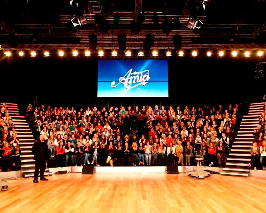 Amici 2013: i giudici del serale in onda dal 6 aprile su Canale 5
