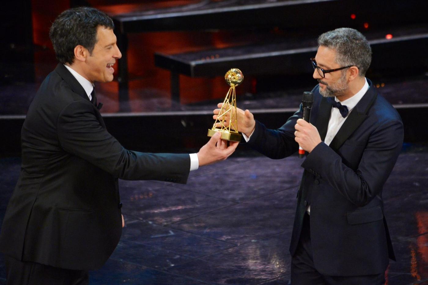 Ascolti TV mercoledì 27 marzo 2013: la differita degli Oscar della TV vince la serata