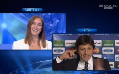 La proposta di matrimonio di Leonardo ad Anna Billò in diretta TV su Sky [VIDEO]
