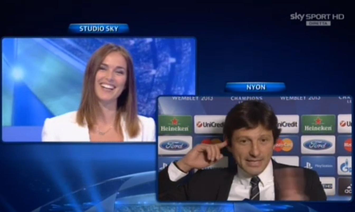 La proposta di matrimonio di Leonardo ad Anna Billò in diretta TV su Sky [VIDEO]