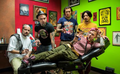 Milano City Tattoo: su DMAX la seconda stagione dedicata all'arte dei tatuatori