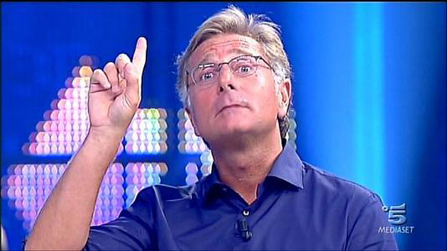 Premio tv 2013: Paolo Bonolis attacca il Festival di Sanremo di Fazio