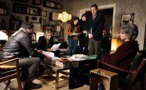 In Treatment Italia, foto del cast