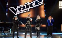 The Voice of Italy: concorrenti ammessi nella prima puntata di Blind Auditions