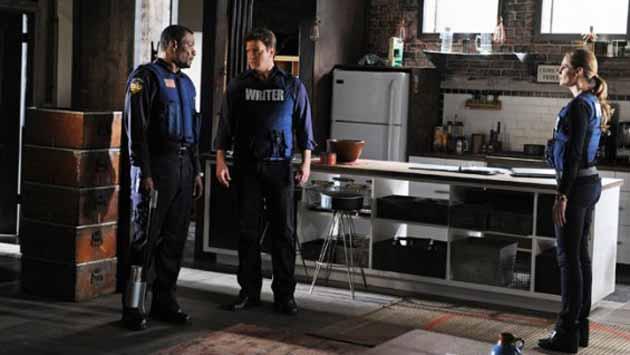 Castle 5: posticipato di una settimana l'episodio su un allarme bomba