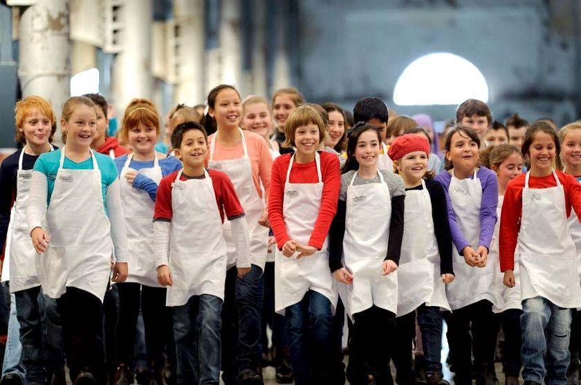 Junior MasterChef Italia 2013: al via le iscrizioni per il talent show dei piccoli