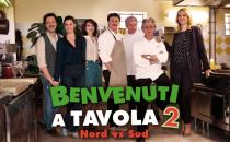 Benvenuti a Tavola 2, anticipazioni: Incontrada e Troiano nella fiction di Canale 5