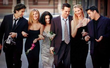 Friends, il finale alternativo di un Fan: Chandler muore